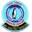 US Navy Task Force 68 South Pole Expedition 1946-47 Patch
