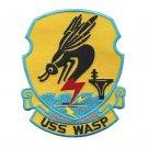 US Navy CVA-18 USS Wasp Patch