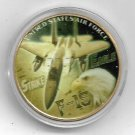 USAF F-15 Lighting Eagle Challenge Coin