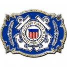 United States American USCG LOGO Belt Buckle