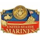 United States American USMC Action Belt Buckle