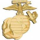 United States American USMC Eagle Belt Buckle
