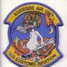 Legacy Original Riverside Air Unit Patch novelty item