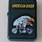 Biker American Biker Motorcycle Eagle Lighter