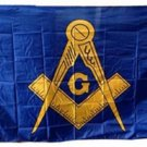 Masonic Outdoor Flag 3'X5'
