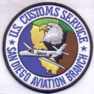 LEGACY SAN DIEGO AIR BRANCH Novelty Patch