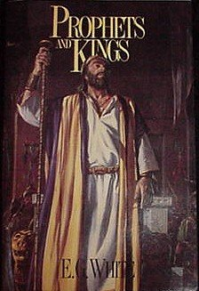 Number Two (2) in the Bible Series by E.G. White PROPHETS and KINGS Book!