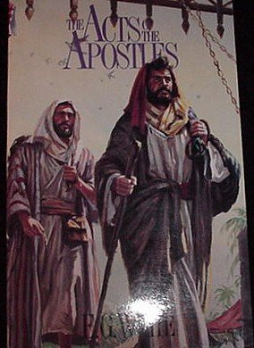 Number Four (4) in the Bible Series by E.G. White ACTS of the APOSTLES Book!