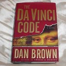 The DA VINCI Code! A Must Read ADVENTURE Mystery THRILLER! DaVinci Hardcover Book by Dan Brown!