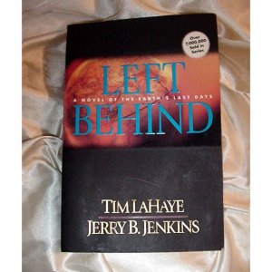 Number One (1) Book in the ~ LEFT BEHIND ~ Series by Tim LaHaye and Jerry B Jenkins!