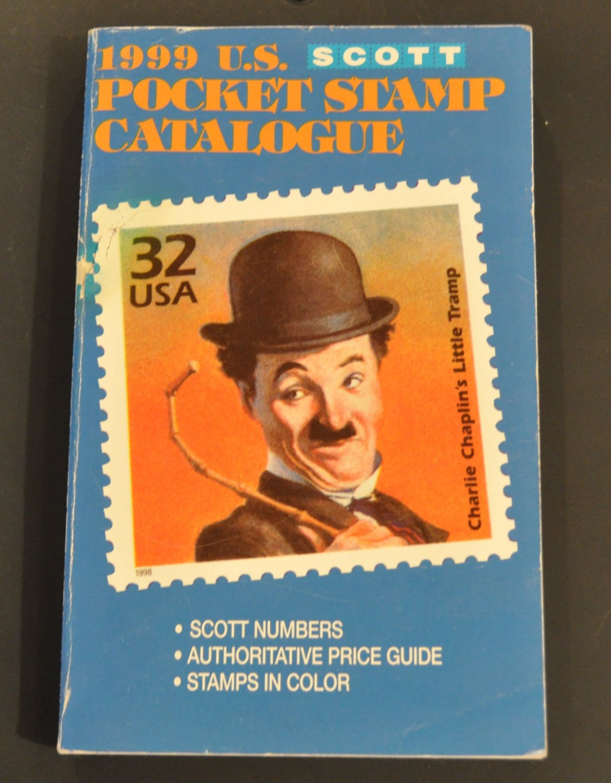 Scott 1999 U.S. Pocket Stamp Catalogue