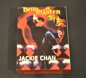 Playing Cards Poker Deck Jackie Chan Kung Fu Master