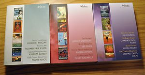 Reader's Digest Select Editions paperback, lot of 3 volumns of 2011
