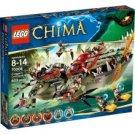 lego chima cragger's command ship
