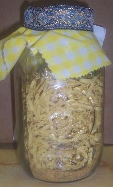 Jubilant Jars- Satisfying Soups:  Chicken Noodle Soup