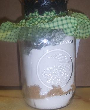 Jubilant Jars- Carefree Cookies:  Candy Cookies