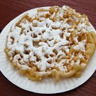 Pan Fried Funnel Cake