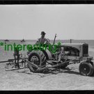 "*NEW"" ""GO-DEVIL"" RALLS,TEXAS 1939 (8.5X11) OLD LARGE ANTIQUE TRACTOR PHOTO"