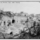 *NEW* Antique Old Wreck Photo[8x10] Przemysl Forts Destroyed, 1912, WW1, Fort