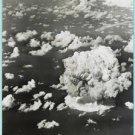 *NEW*-Atom-Nuclear-Bomb-Photo(8x10):-Mushroom-Cloud-Bikini-Atoll,OpCrossroad