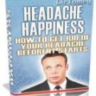 Headache happiness