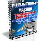 Plug in Traffic machine