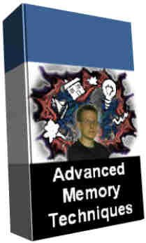 Advanced Memory Techniques Ebook