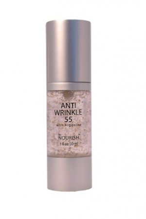 Anti-Wrinkle 55 Serum with Argirilene & Hyaluronic Acid by Nourish