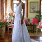 David Bridal style 3260 white size 16