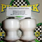 Pro-tek Swing Arm Spool Slider Kawasaki 2013 2014 2015 Ninja 300 EX300 ABS White SAS-11W