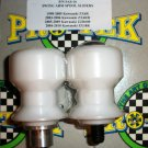 Pro-tek Swing Arm Spool Slider Kawasaki 2005 2006 2007 2008 ZZR600 ZZR-600 White SAS-16W