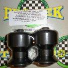 Pro-tek Swing Arm Spool Slider Suzuki 2004 2005 2006 2007 2008 2009 SV650 SV650S Black SAS-20K