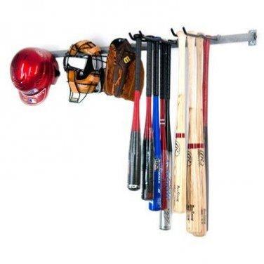 Large Baseball Rack by Monkey Bars