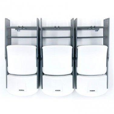 Large Folding Chair Rack by Monkey Bars