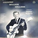 Jimmy Wakely Country Million Sellers LP Signed VERY RARE 33 Record
