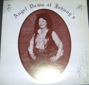 Angel Down At Johnny's LP Signed RARE Record is MINT