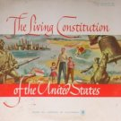 The Living Constitution of The U.S. VERY RARE LP Record