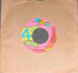 Pump Up The Volume Radio Edit Marrs 4th B'Way 45 Record