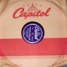Pee Wee Hunt 12th St Rag 78 Vintage Record