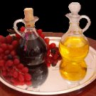 Anointing Oil & Wine Server Tray
