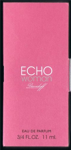 Mini Perfume Davidoff ECHO woman,Size 3/8 FL.OZ - 11ML.