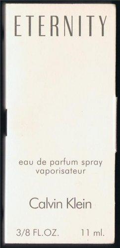 Calvin Klein mini perfume ETERNITY,Sz.3/8 FL.OZ-11ML.