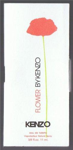 Mini Perfume FLOWER BY KENZO Siz.3/8 FL.OZ-11ML