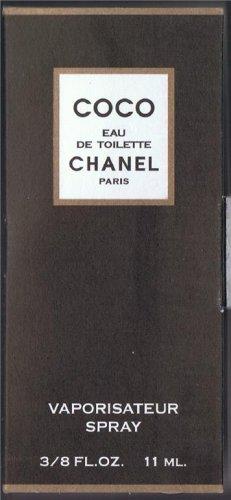 Travelsize CHANEL COCO Size.3/8 FL.OZ - 11ML.