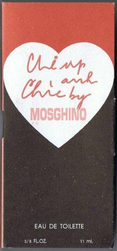 TRAVELSIZE MOSGHINO Size 3/8 FL.OZ,11 ml
