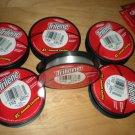 6 Spools Trilene XL 14 lb. Test Line, Clear (330 yd spools)