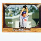 2004 Bowman Heritage HIDEO NOMO Threads Of Greatness Dodgers Jersey Card TG-HN