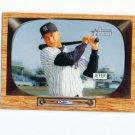 2004 Bowman Heritage Derek Jeter, Card #10, NY Yankees, Clean