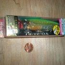 "Yo-Zuri Sashimi 3D Popper, Dorado, 90MM (3-1/2"", 7/8oz) Topwater Lure"