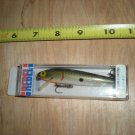 Rebel Floating Minnow F-1048, Shad, New Old Stock bass,trout,pike lure